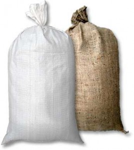 Woven and Hessian Sandbags