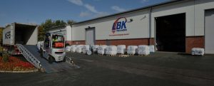 LBK Packaging Warehouse